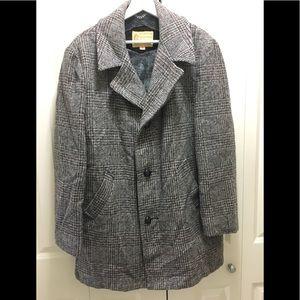Bemidji Woolen Mills Vintage Wool Jacket Men's 42